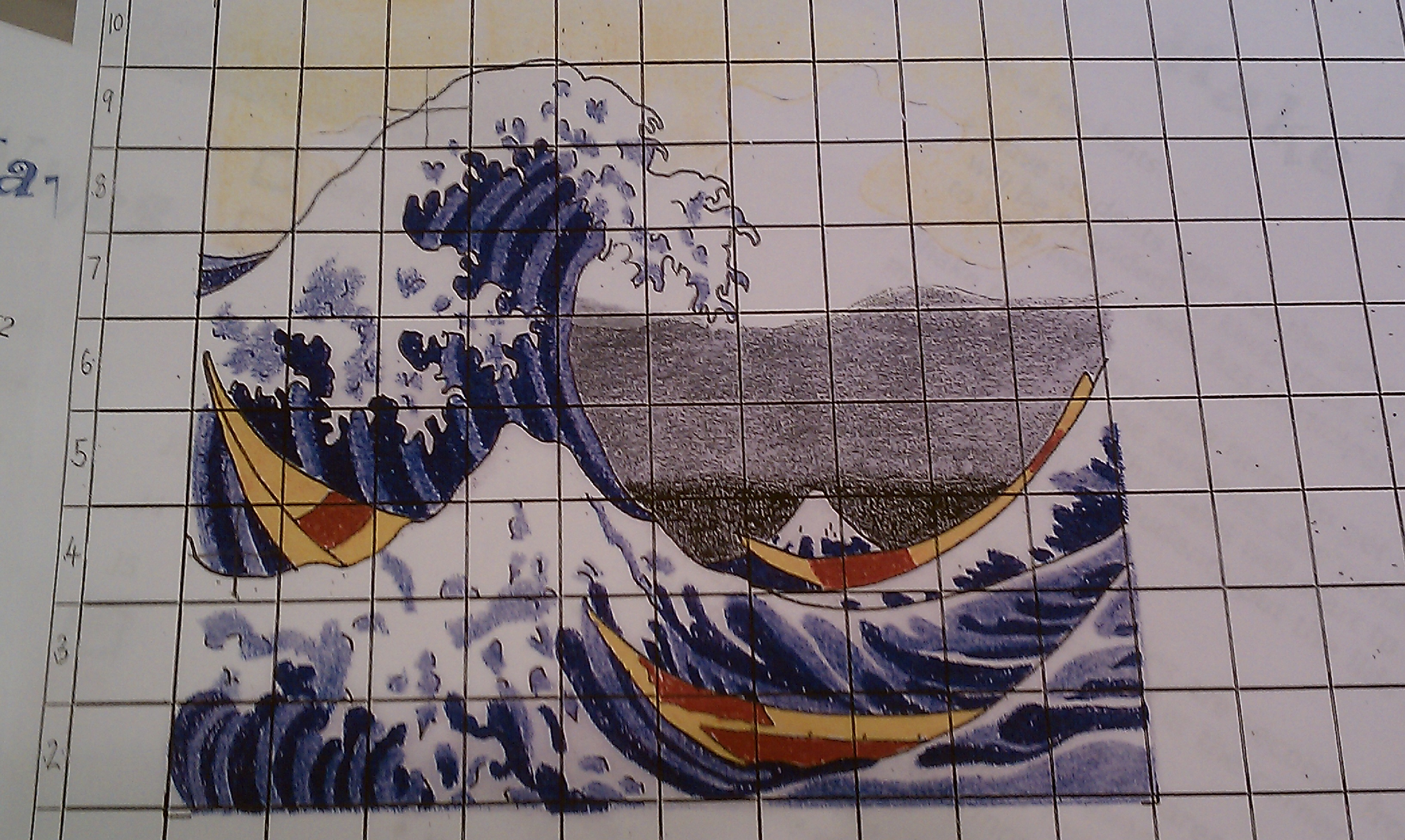 the great wave off kanagawa olean public library
