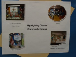 Highlighting Olean's Community Groups