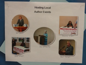 Hosting Local Authors