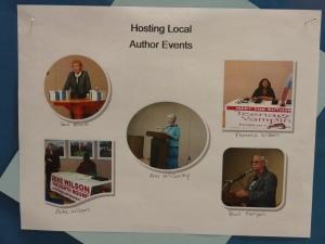 Hosting Local Authors